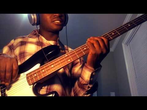 My Praise Gabriel Eziashi Bass Guitar Tutorial By David Oke (check ...