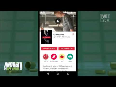 Yahoo Video Guide: Android App Arena 76