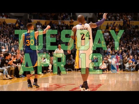 NBA Daily Show: Apr. 12 - The Starters