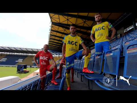 HOME & AWAY KIT 2019/20 FK TEPLICE