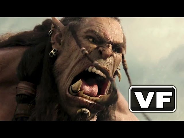WARCRAFT Bande Annonce VF (Film - 2016) thumbnail