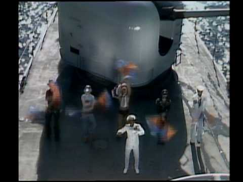 Village People - In The Navy OFFICIAL Music Video