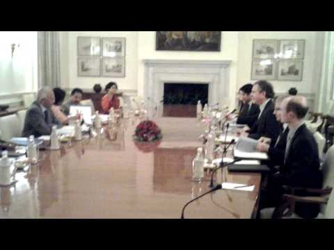 Joint Consultations Meeting between India and UK