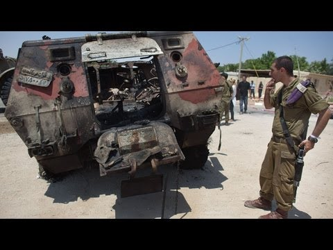 Militants In Sinai Attack Border Checkpoint (Dispatch)