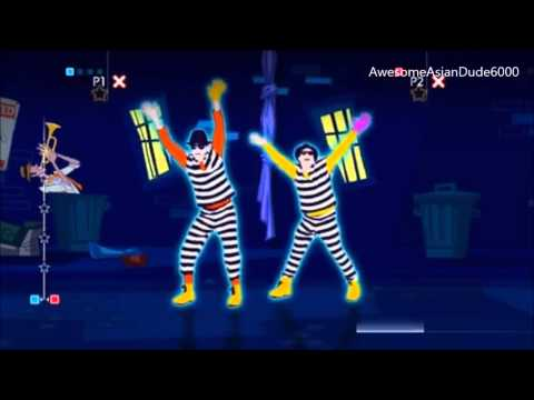 Just Dance 4 - Kiss You By One Direction (last Jd4 Fanmade Mashup) video