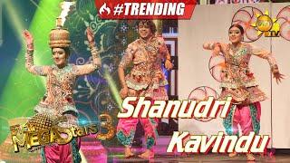 Shanudri Priyasad with Kavindu Mega Stars 3 | FINAL 14 | 2021-07-11