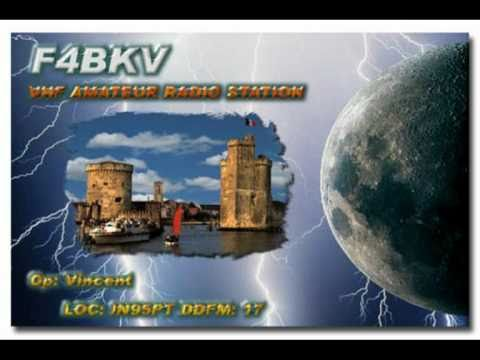 QSL Radio Amateur 4