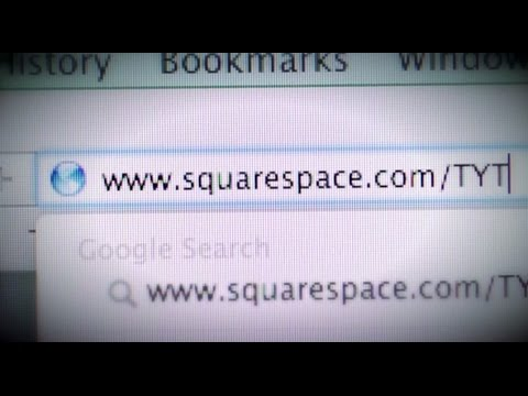 The Young Turks Team Up With Squarespace (Contest Launch)