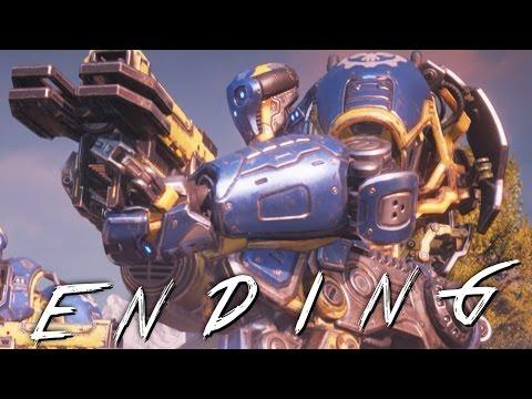 GEARS OF WAR 4 ENDING / FINAL BOSS - Walkthrough Gameplay Part 14 (GOW 4)