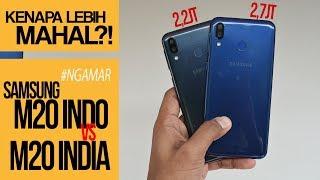 Ngamar - Samsung Galaxy M20 India Lebih Murah karena Ada Iklan ?