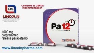 Paracetamol Product film Capsule 2