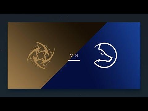 CS:GO - Ninjas in Pyjamas vs. LDLC [Nuke] Map 2 - EU Day 17 - ESL Pro League Season 7