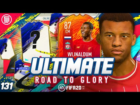 BIGGEST PURCHASE YET!!!! ULTIMATE RTG #131 - FIFA 20 Ultimate Team Road to Glory