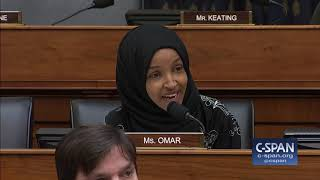 Word for Word: Excange between Rep. Ilhan Omar and Elliott Abrams (C-SPAN)