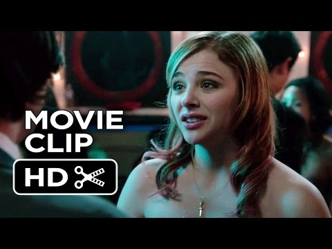 Laggies Movie CLIP - Prom (2014) - Chloë Grace Moretz, Keira Knightley Comedy HD