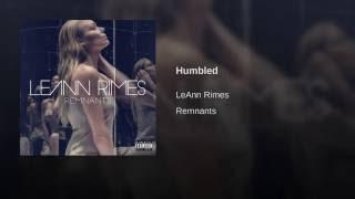 LeAnn Rimes Humbled