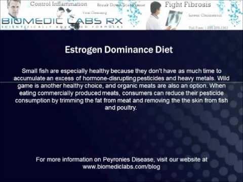 Estrogen Dominance Diet