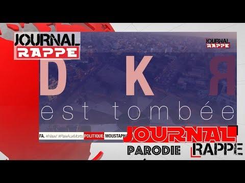 """Parodie de """"DKR"""" de Booba - DKR est tombée thumbnail"""
