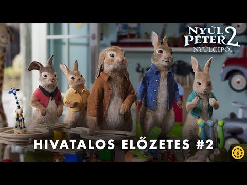 NYÚL PÉTER 2. - NYÚLCIPŐ - Magyar szinkronos előzetes #2 (6E)