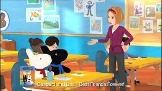 Gaspard and Lisa - Best Friends Forever | DVD Preview