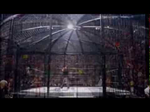 Elimination Chamber Rocking February 2014  Ten Sports video