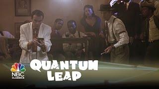 Quantum Leap - Pool Hall Blues | NBC Classics