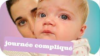 LENDEMAIN DIFFICILE ! - Vlog famille