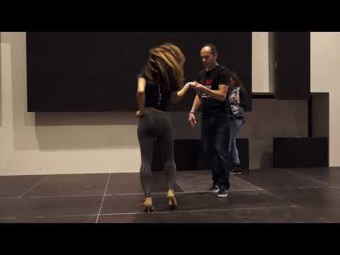 00062 Stephanie & Vanderlei ACD ~ video by Zouk Soul
