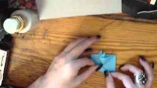 Origami Tutorial: Traditional Japanese Turtle (now With Awesome Cam Angle)