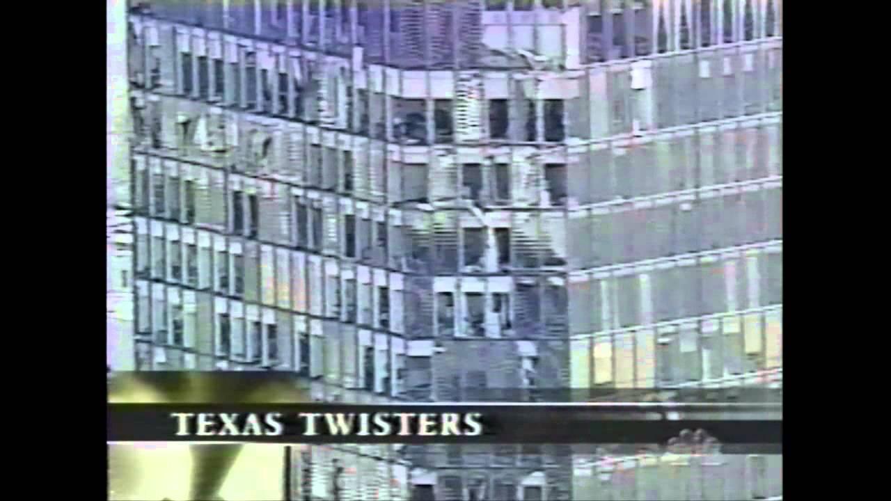 2000 Fort Worth Tornado