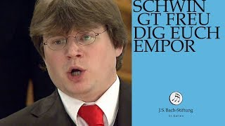 J.S. Bach - Cantata BWV 36 Schwingt freudig euch empor (J.S. Bach Foundation)