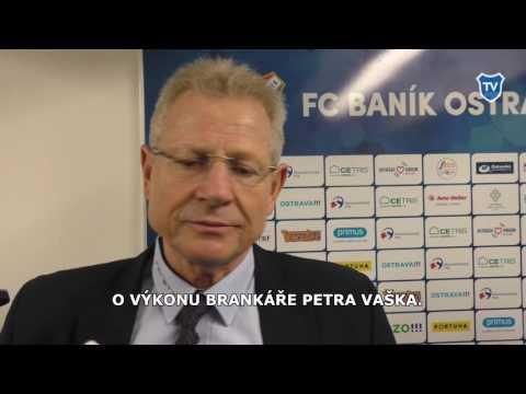 FNL: Rozhovor s trenérem Vlastimilem Petrželou po utkání s Olomoucí (1:0).