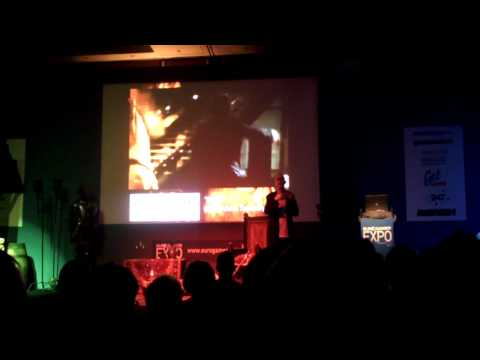 Peter Molyneux's Fable 3 Speech at Eurogamer Expo 2010