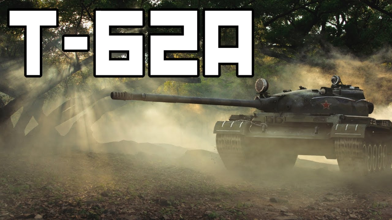 t 62a wot gameplay venice - photo#24