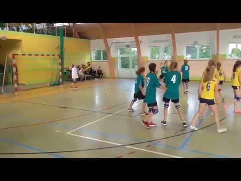 Mistrzostwa Powiatu Lubawa - Zlotowo Mini Piłka Ręczna Dz. II Polowa