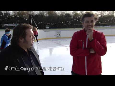 Mister IJshockey: één van 'ons' gaat het Omhoogschaatsen winnen!