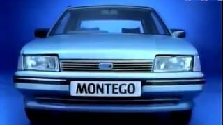 Austin Montego Showroom Fleet  Video 1984
