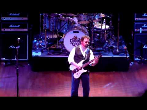 Buck Dharma (BOC) on guitar [Live in Cleveland]