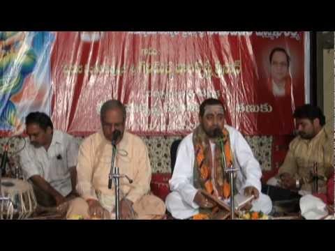 Sivapadam by Sri Samavedam Shanmukha Sharma and Sri Garimella Bala Krishna Prasad.mpg