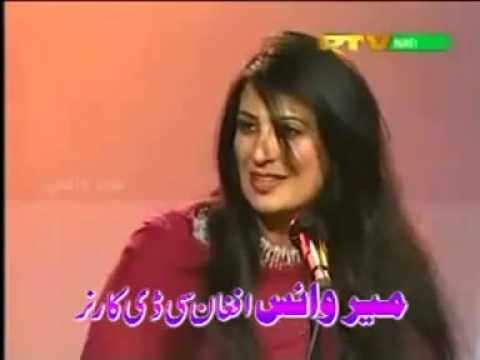Naghma   Interview   pushto songs    نغمه  پښتو ښکلي سندر