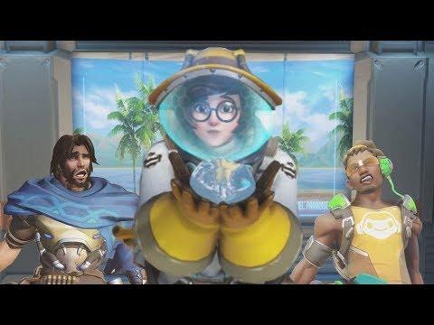 Overwatch - Mei's Secret Blessing