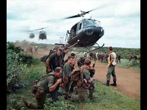 Paint it Black - Vietnam War Music Videos