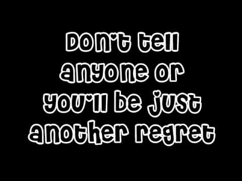 The All American Rejects- Dirty Little Secret Lyrics