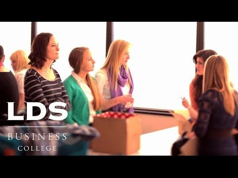 LDS Business College - The place to be