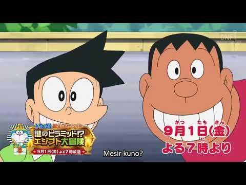 Doraemon Japan Version Indo sub 2017 Rumah Hantu dan Perlengkapan Robinson Crusoe thumbnail