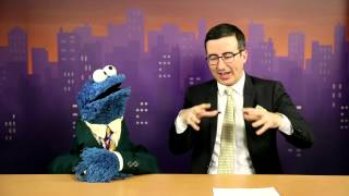 Last Week Tonight With John Oliver: Cookie Monster's Ideas (Web Exclusive)