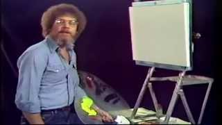 Getting High With Bob Ross