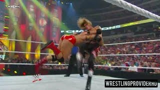 Edge Vs. Batista Highlights - Night Of Champions 2008 HD