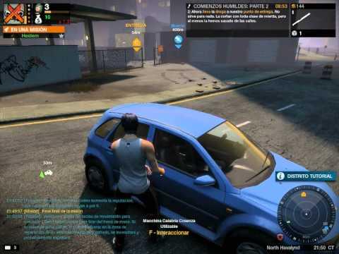 APB Reloaded Open Beta - Gameplay [HD]