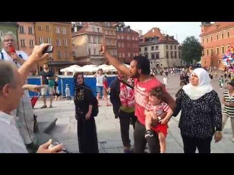 POWSTANIE WARSZAWSKIE PRZECIWKO ANTYPOLONIZMOWI Z ISIS 25-07-2015 KOLUMNA ZYGMUNTA (2)